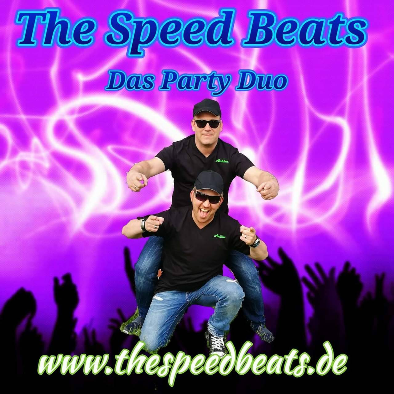 The Speed Beats das Party Duo